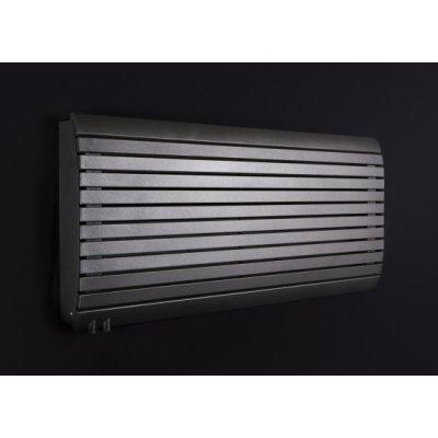 Enix Madera Plus (MDP) grzejnik ozdobny 61,5x60 cm grafit strukturalny MDP0600061514L071000