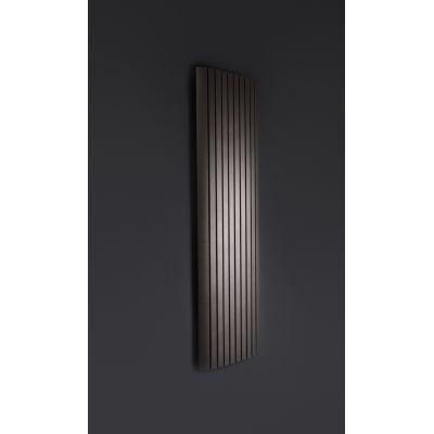 Enix Memfis (MS) grzejnik ozdobny 200x61,5 cm grafit strukturalny MS00615200014P081000