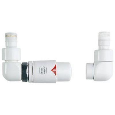 Instal Projekt Z2 zestaw łazienkowy osiowy lewy biały 603700033