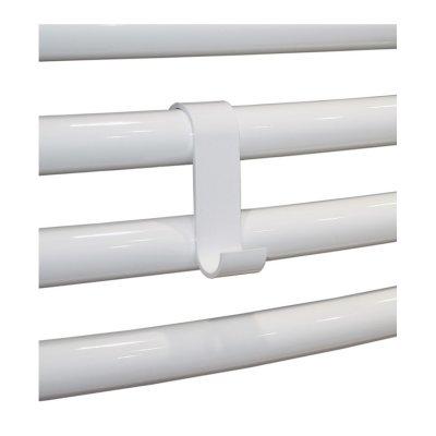 Instal Projekt HS2 wieszak grzejnikowy biały 4HS2-0C1