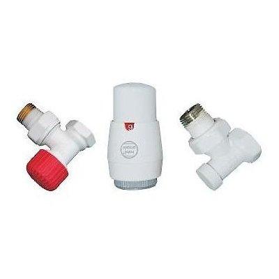 Instal Projekt Z13 zestaw termostatyczny kątowy chrom 6037000VTC01