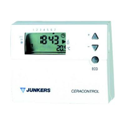 Junkers regulator cyfrowy z programem tygodniowym TRZ 12-2 7719002103