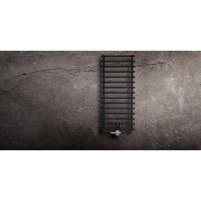 Purmo Leros grzejnik łazienkowy z podłączeniem dolnym 1224x600 LER1206M