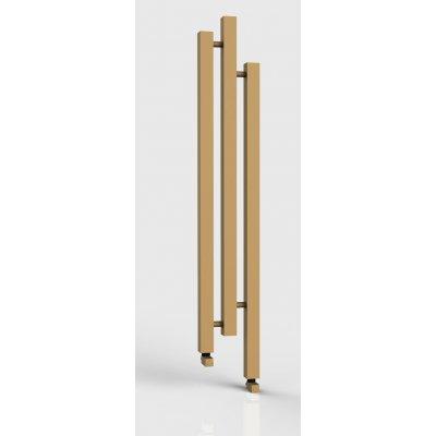 Imers Cubic grzejnik łazienkowy 136x23 cm biały 2512