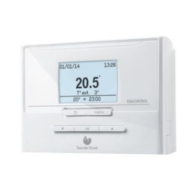 Saunier Duval Exacontrol E 7 Radio C regulator temperatury pokojowy 0020142546