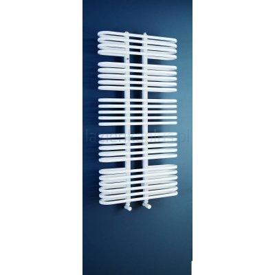 Termal Helios grzejnik łazienkowy 40x120 cm biały GŁ-E400x1200RAL9016