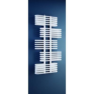 Termal Sol grzejnik łazienkowy 60x100 cm biały GŁ-E2600x1000RAL9016