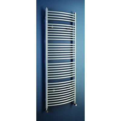 Termal Wiktoria grzejnik łazienkowy 40x120 cm biały GŁ-W400x1200RAL9016