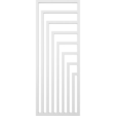 Terma Angus V grzejnik łazienkowy 146x52 cm biały WGANG146052K916SX