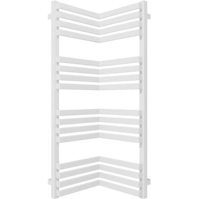Terma Incorner grzejnik łazienkowy 127,5x35 cm biały WGQIN127035K916SX