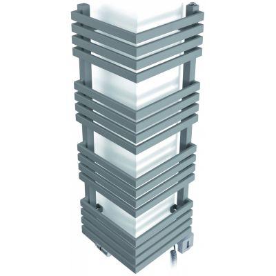 Terma Outcorner grzejnik łazienkowy 154,5x30 cm biały WGQON154030K916SX