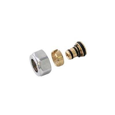 Terma adapter na alu-pex M22x1,5 chrom TGACR011