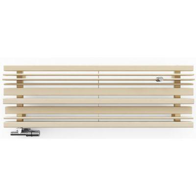 Terma Sherwood H grzejnik łazienkowy 54x160 cm biały WGSTH054160K916O8