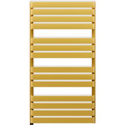 Terma Warp T One grzejnik łazienkowy 111x60 cm biały WZWTN111060K916S8U