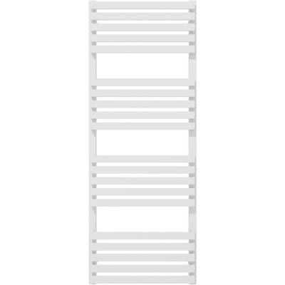 Terma Quadrus Slim One grzejnik łazienkowy 87x60 cm biały WZQSN087060K916S8U