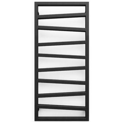 Terma Zigzag grzejnik łazienkowy 107x50 cm metallic black WGZIG107050KMBCZ8
