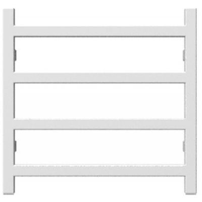 Terma Simple DW grzejnik łazienkowy 151,5x50 cm biały WGSDW151050K916O1