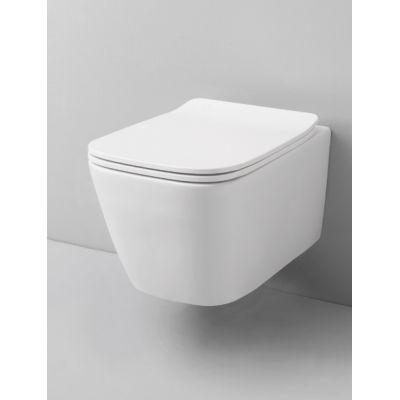 Art Ceram A16 deska sedesowa wolnoopadająca biała ASA00201;71