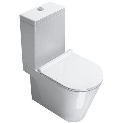 Catalano Zero miska WC stojąca biała 1MPZN00