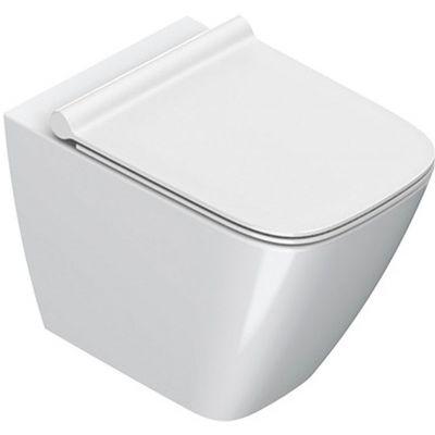 Catalano Green miska WC wisząca bez kołnierza biała 1VP55RGR00