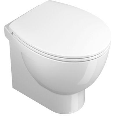 Catalano New Light miska WC stojąca biała 1VPLI00