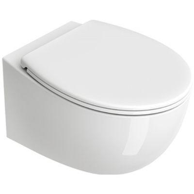 Catalano Italy miska WC wisząca Newflush biała 1VS52RIT00