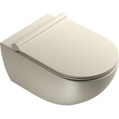Catalano Sfera miska WC wisząca szary mat 1VSF54RGS