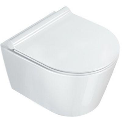 Catalano Zero miska WC wisząca biała 1VSV45N00