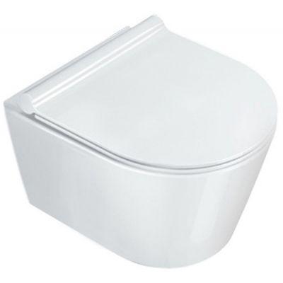 Catalano Zero miska WC wisząca NewFlush biała 1VSZ46R00