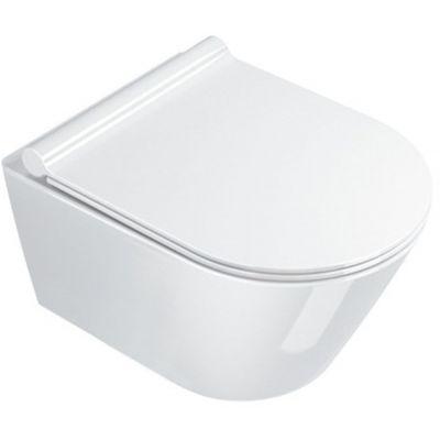 Catalano New Zero miska WC wisząca NewFlush biała 1VSZ50R00