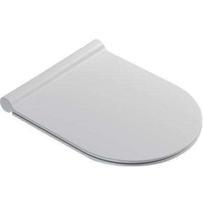 Catalano Sfera deska WC wolnoopadająca biały mat 5SCSTPBM