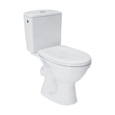 Cersanit Merida kompakt WC z deską sedesową biały K03-018