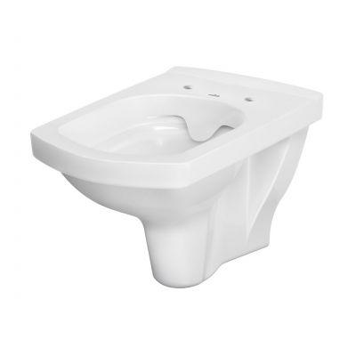Cersanit Easy miska WC wisząca CleanOn bez kołnierza biała K102-026