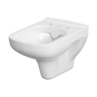 Cersanit Colour miska WC wisząca bez kołnierza CleanOn biała K103-024