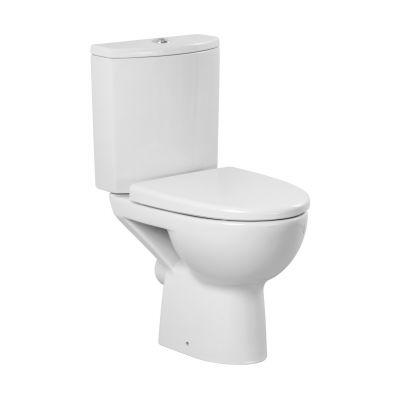 Cersanit Parva zestaw WC kompakt z deską wolnoopadającą 010 K27-002