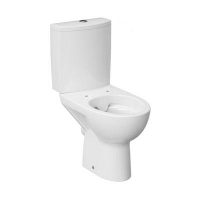 Cersanit Parva kompakt WC bez kołnierza CleanOn biała K27-062