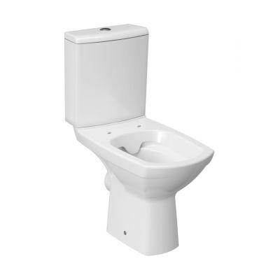 Cersanit Carina WC kompakt bez kołnierza CleanOn biała K31-045