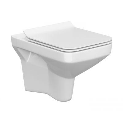 Cersanit Como New Clean On miska WC wisząca biała K32-020