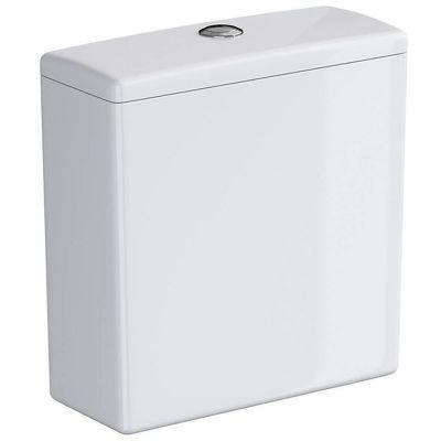 Cersanit Crea zbiornik WC do kompaktu biały K673-004