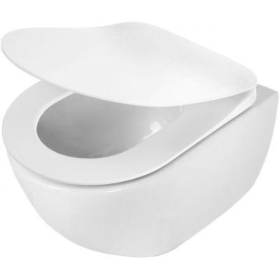 Deante Peonia Zero miska WC wisząca CDE6ZPW