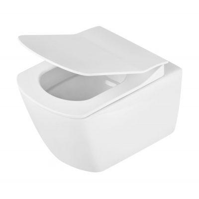 Deante Anemon Zero miska WC wisząca biała CDZ6ZPW