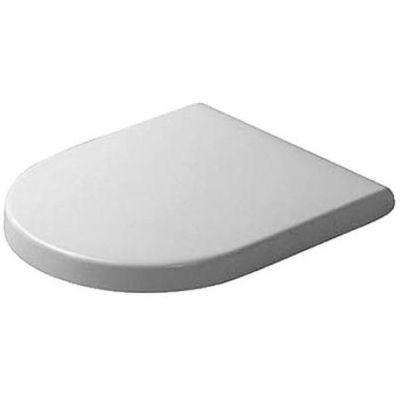 Duravit Starck 3 deska sedesowa wolnoopadająca biała 0063890000