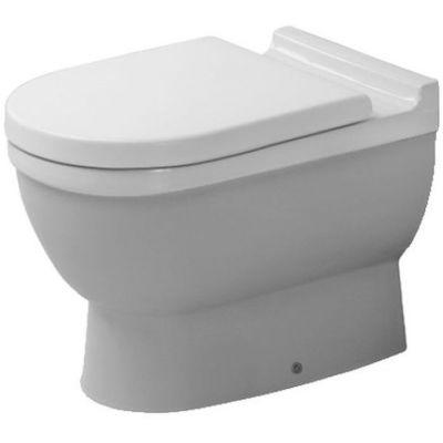Duravit Starck 3 miska WC stojąca biała 0124090000