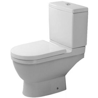 Duravit Starck 3 miska WC kompaktowa stojąca biała 0126090000