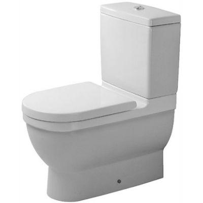 Duravit Starck 3 miska WC kompaktowa stojąca biała 0128090000