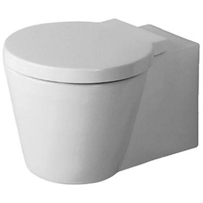 Duravit Starck 1 miska WC wisząca biała 0210090064