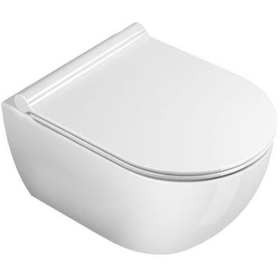 Catalano Sfera miska WC wisząca newflush biała 1VSS50R00