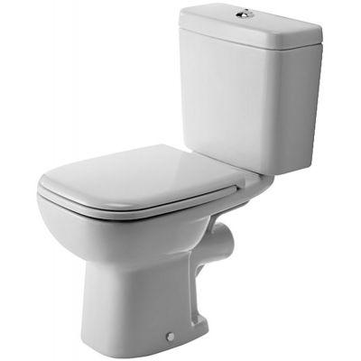 Duravit D-Code miska WC kompaktowa stojąca biała 21110900002