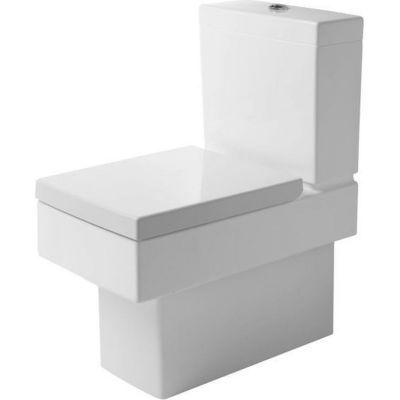 Duravit Vero miska WC kompaktowa stojąca biała 2116090000