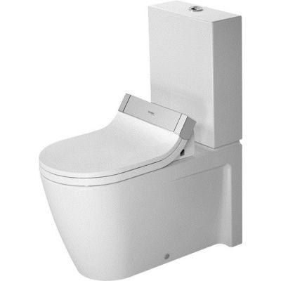Duravit Starck 2 miska WC kompaktowa stojąca biała 2129590000